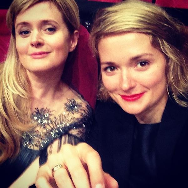 Фото №13 - Анна и Надя Михалковы: «Мама у нас пряник, а папа еще и кнут»