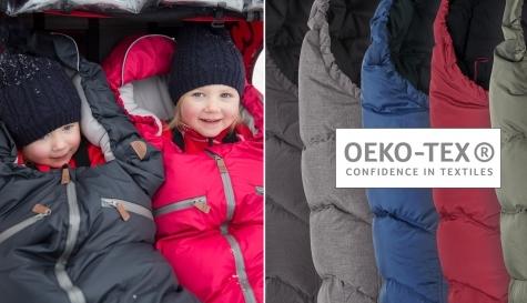 Фото №1 - Конверты Voksi: скандинавская забота о малыше во время прогулок