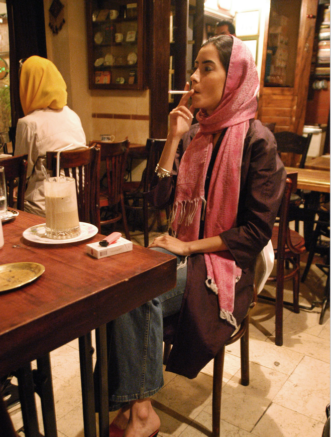 Фото №4 - Из Ирана с иронией: люди, ислам, диковинные способы пить и заниматься сексом