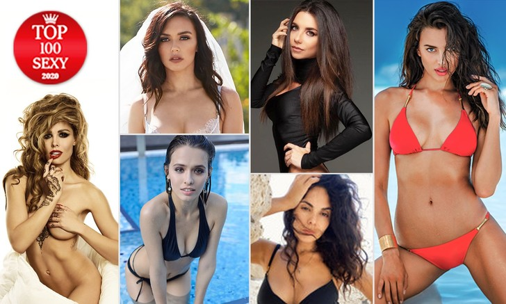 Фото №1 - Голосование «100 самых сексуальных» женщин завершено! Смотри финальный рейтинг в журнале MAXIM с 4 декабря!