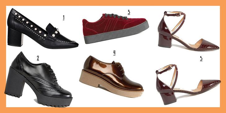 Фото №8 - 50 пар обуви для школы