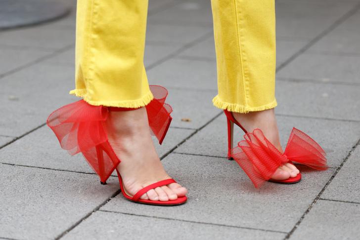 Фото №2 - Ортопед назвал шесть хитростей, благодаря которым можно носить каблуки весь день без боли