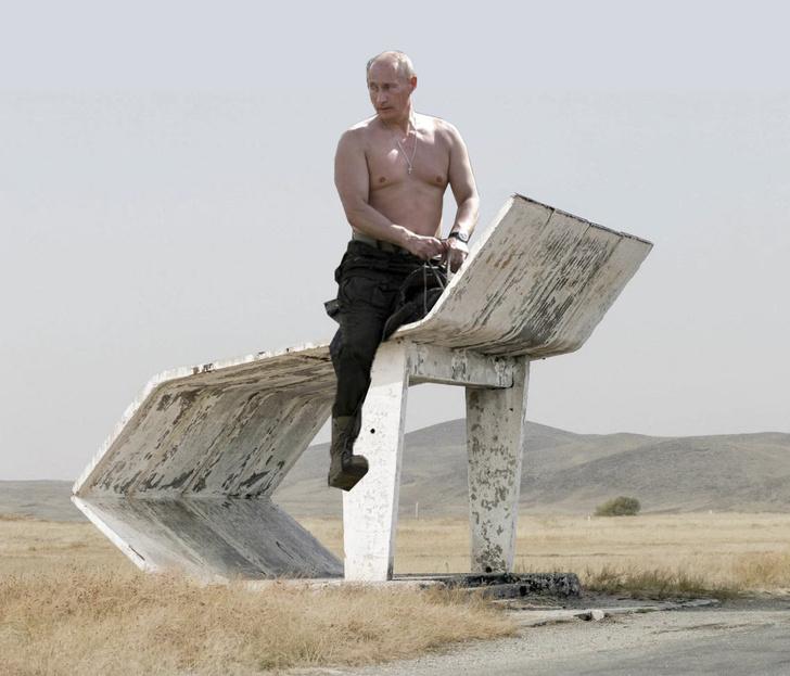 Фото №4 - Лучшие фотожабы про советскую автобусную остановку