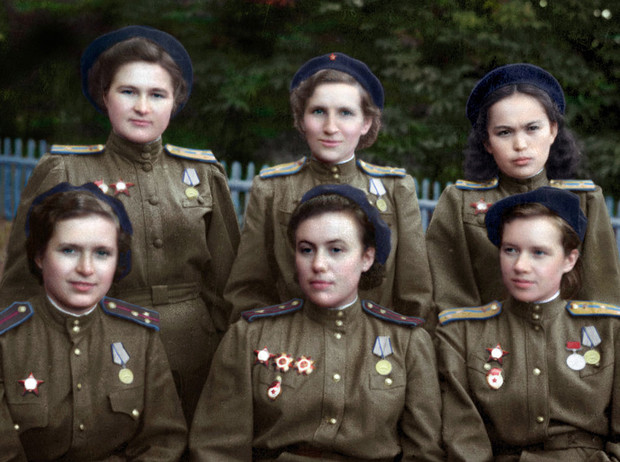 Фото №4 - «Ночные ведьмы»: советские летчицы, которых боялись все немецкие солдаты