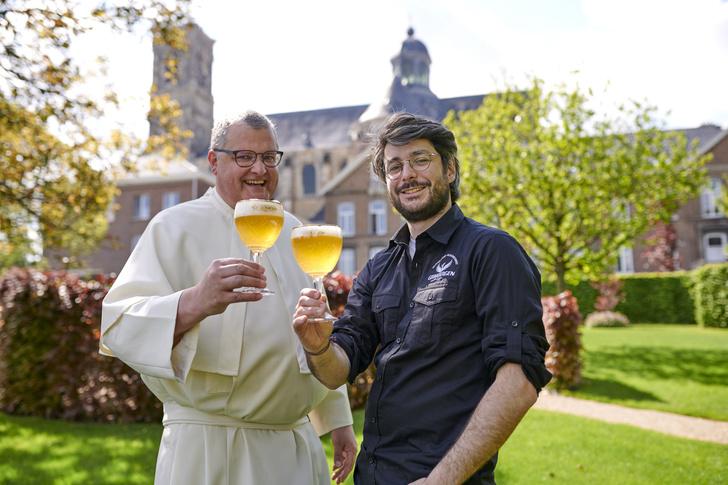Фото №1 - Настоящий Орден феникса: чем примечательна бельгийская пивоварня Grimbergen
