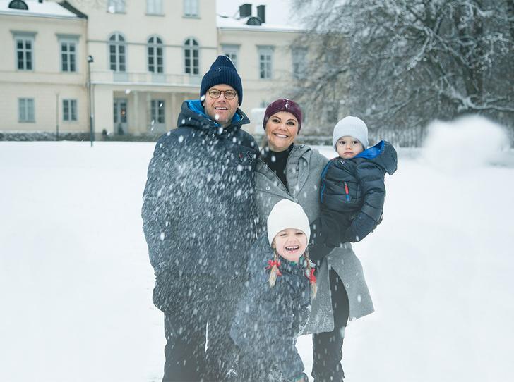 Фото №12 - Кронпринцесса Виктория: королева шведских сердец