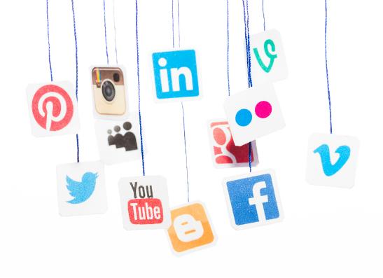 Фото №1 - Топ-6: Самые популярные социальные сети