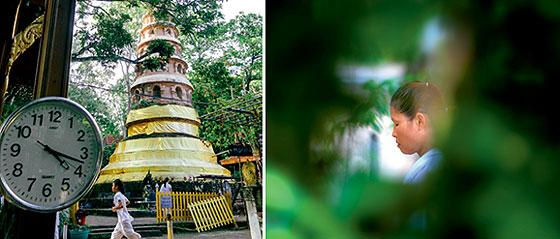 Фото №12 - Таиланд: из жизни медитирующих