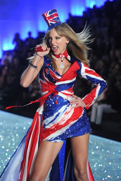 Тейлор Свифт (Taylor Swift ),Victoria's Secret