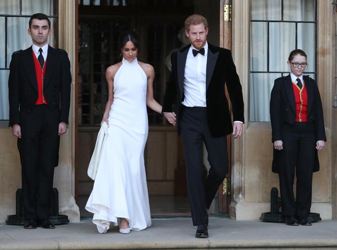 Фото №2 - Свадебная вечеринка принца Гарри и Меган Маркл: самые интересные факты