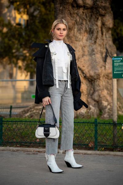 Фото №9 - Как выглядеть моложе при помощи одежды: топ-10 приемов