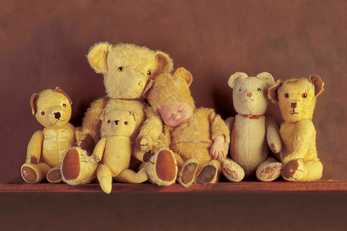 """Фото №1 - Мастер-класс от Анне Геддес: """"Как фотографировать младенцев"""""""