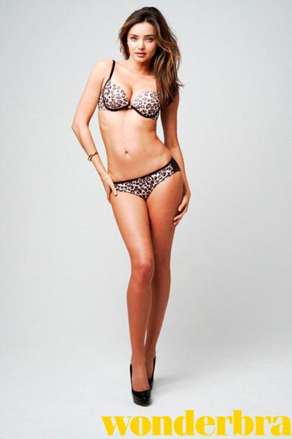 Миранда Керр (Miranda Kerr), Wonderbra