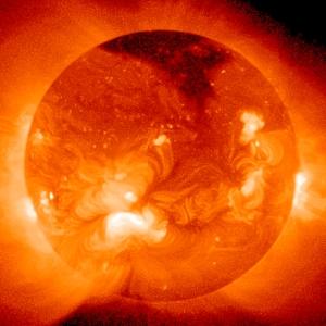 Фото №1 - Прогноз погоды в космосе