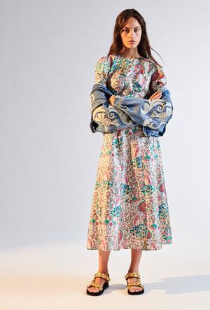 Фото №3 - На любой вкус: 15 платьев Sandro, идеальных для лета