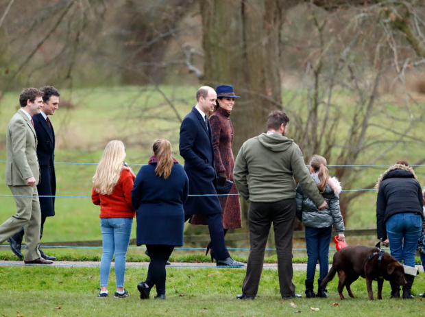Фото №2 - Почему принц Уильям хочет помирить герцогиню Кейт с ее «соперницей»