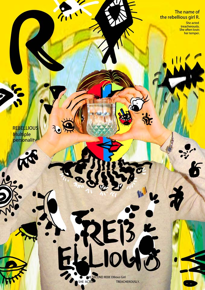 Фото №1 - Биеннале графического дизайна «Золотая пчела» в Новой Третьяковке