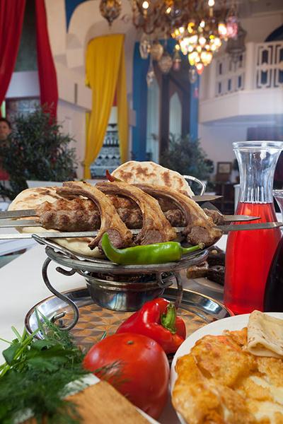 Шафран, ресторан восточной кухни