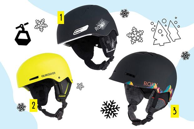 Фото №2 - Top-sport: крутые шлемы для сноуборда