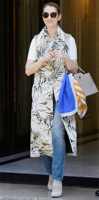Фото №16 - Модная трансформация Селин Дион: лучшие образы от нового стилиста певицы