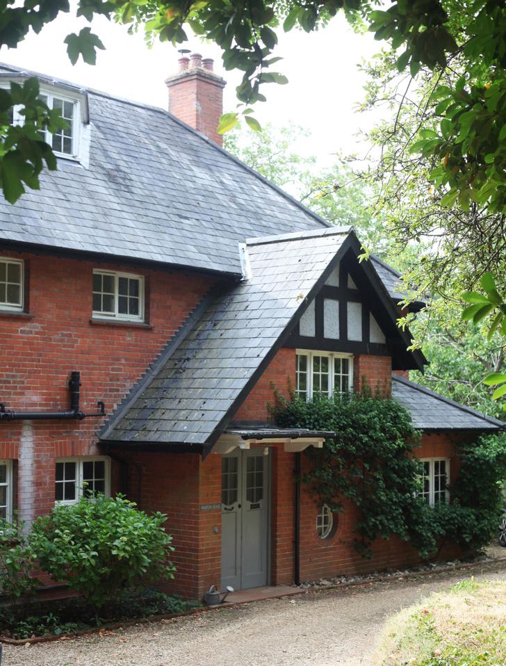 Фото №1 - Классический дом английской семьи
