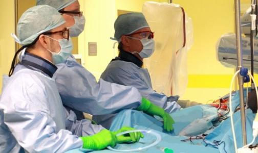 Фото №1 - В Центре Алмазова прооперировали пациента с аневризмой диаметром более 8 см