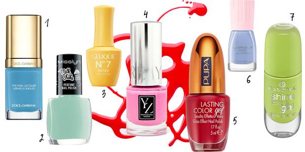 Фото №2 - Как выбрать лак для ногтей на лето: 7 самых модных оттенков