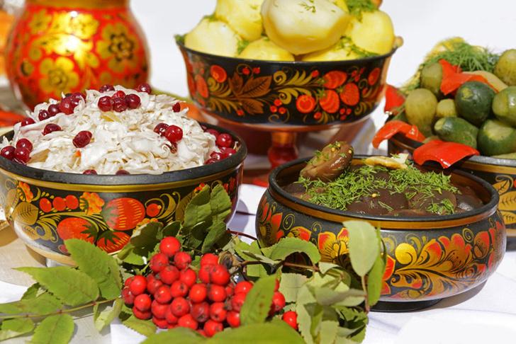Фото №1 - Три рецепта постных блюд русской кухни