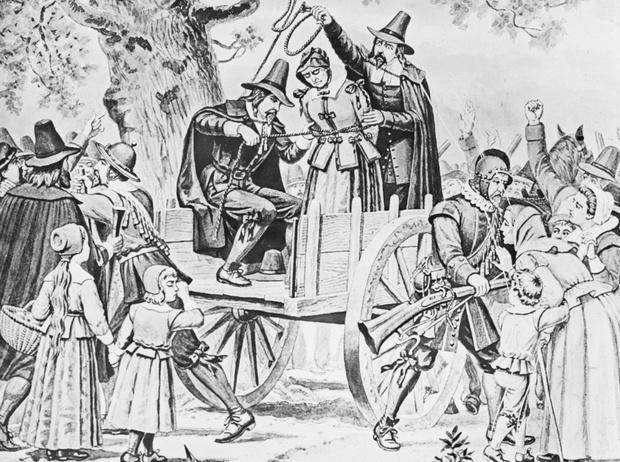 Фото №5 - Одержимые дьяволом или жертвы безумной толпы: настоящая история «салемских ведьм»