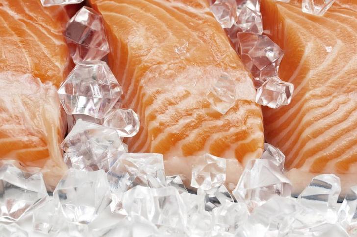 Фото №1 - Людям разрешили есть генетически модифицированную рыбу