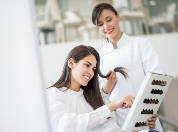 Фото №4 - Как правильно мыть голову после окрашивания, чтобы сохранить цвет