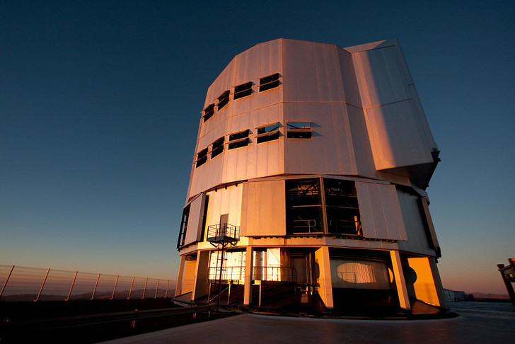 Фото №4 - Экскурсия к звездам: 10 знаменитых обсерваторий мира, доступных туристам