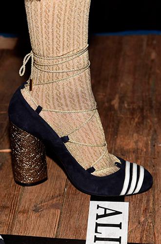 Фото №36 - Самая модная обувь сезона осень-зима 16/17, часть 1