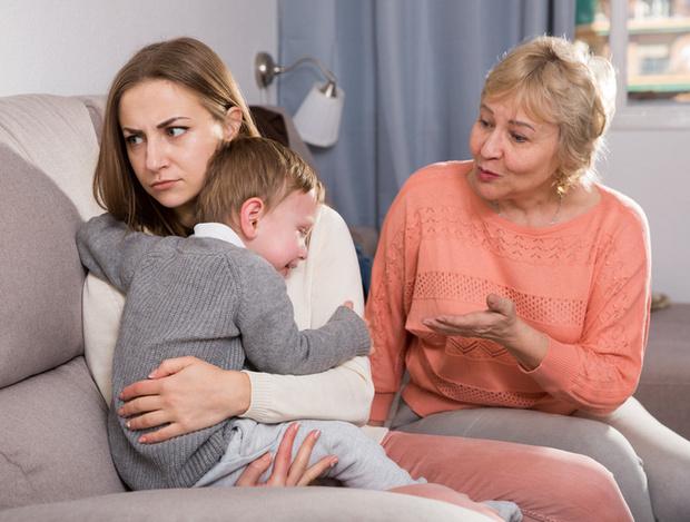 Свекровь портит ребенка советы психолога