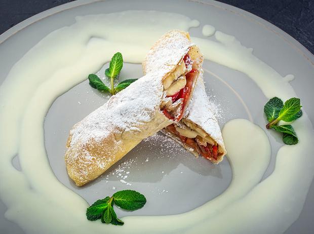 Фото №5 - Сладкие десерты для тех, кому надоели пасхальные куличи