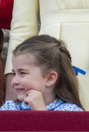 Фото №9 - На кого все больше становится похожа принцесса Шарлотта (это вовсе не Елизавета II)