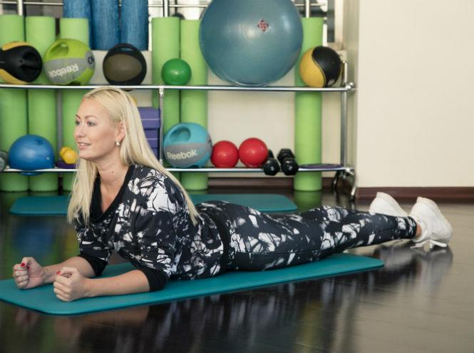 Фото №12 - 10 минутный комплекс упражнений для тех, у кого нет времени на спорт