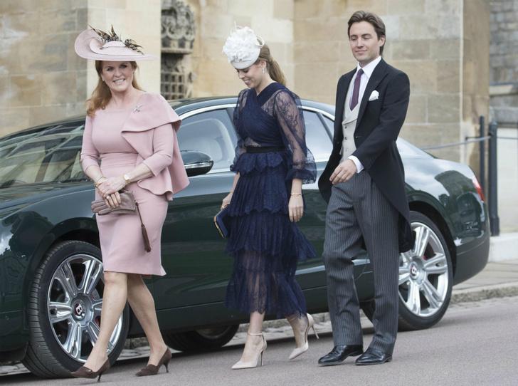 Фото №4 - Как свадьба Леди Габриэллы сплотила королевскую семью Виндзор