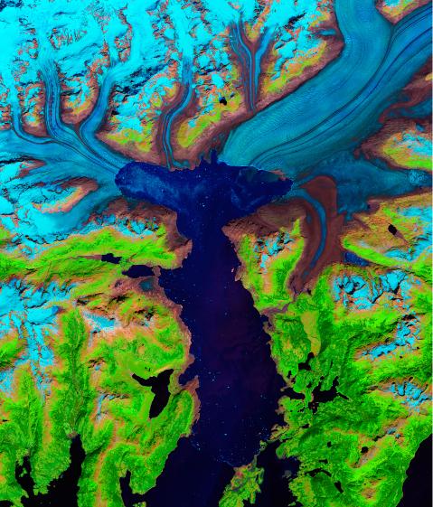 Фото №9 - Было— стало: 6 примеров того, как человек и изменение климата влияют на планету
