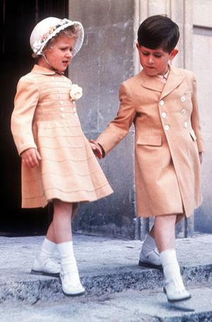 Фото №31 - Малыши-путешественники: первые зарубежные туры королевских детей