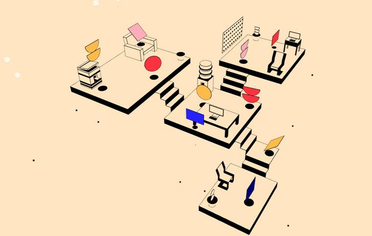 Фото №2 - Появился симулятор офисного шума для тех, кто работает на удаленке