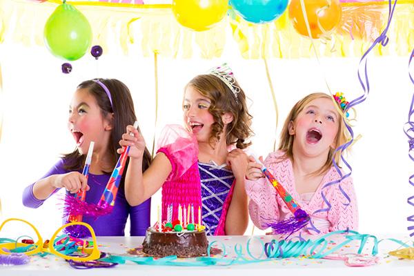 Фото №1 - Идеи для детского дня рождения