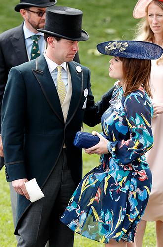 Фото №5 - Принцесса и жених: самое интересное на Royal Ascot 2017, день 4