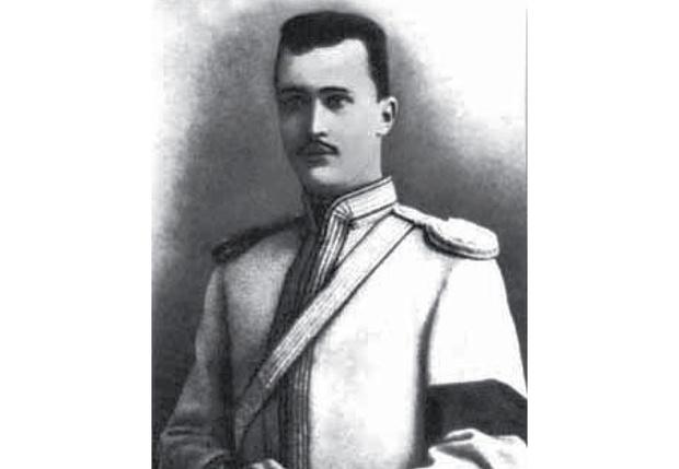 Маннергейм-ротмистр. 1905 год