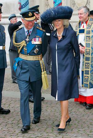 Фото №32 - Фирменные позы и жесты королевских особ (а вы замечали?)