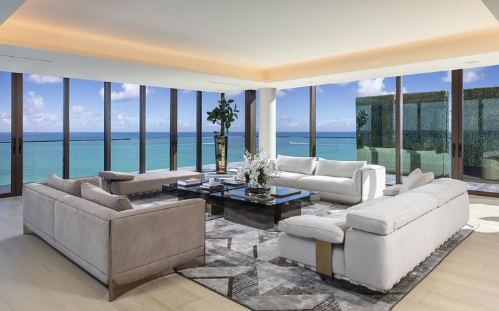 Фото №2 - Пентхаус в Майами по дизайну Антонио Читтерио