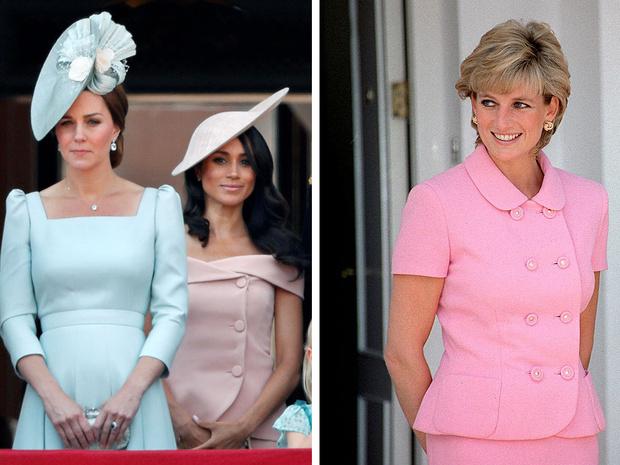 Фото №1 - «Плохие» невестки: почему принцесса Диана не поладила бы с Кейт и Меган