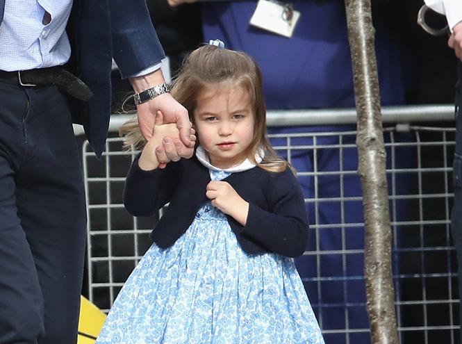 Фото №42 - Принцесса Шарлотта Кембриджская: третий год в фотографиях