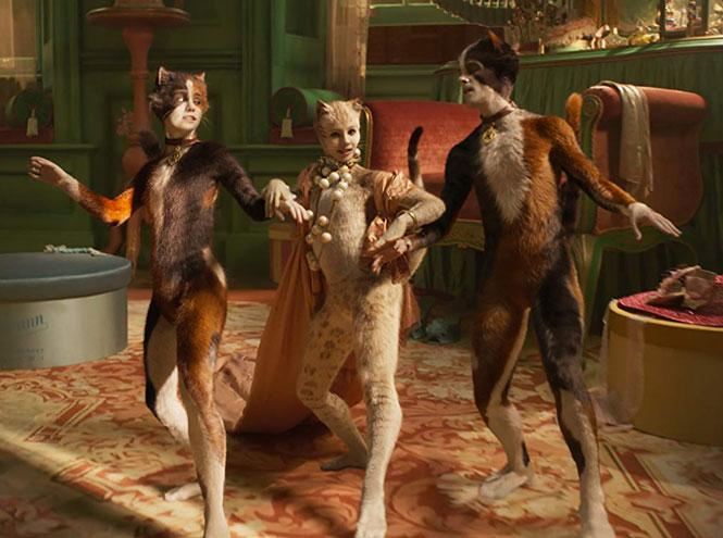 Фото №2 - Как создавались «костюмы» для фильма-мюзикла «Кошки»