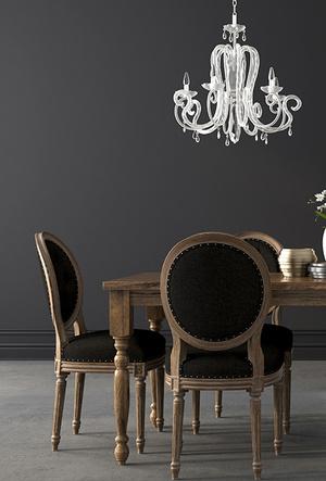 Фото №6 - Совсем не мрачно: черный цвет в интерьере и как его грамотно использовать